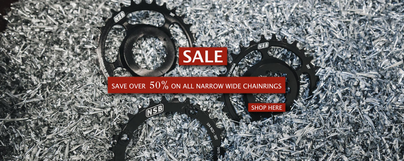 Chainring Sale
