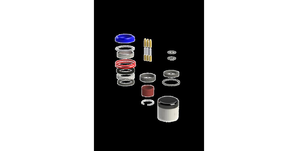 9point8 Fall Line Rebuild Kit for V2 Nut