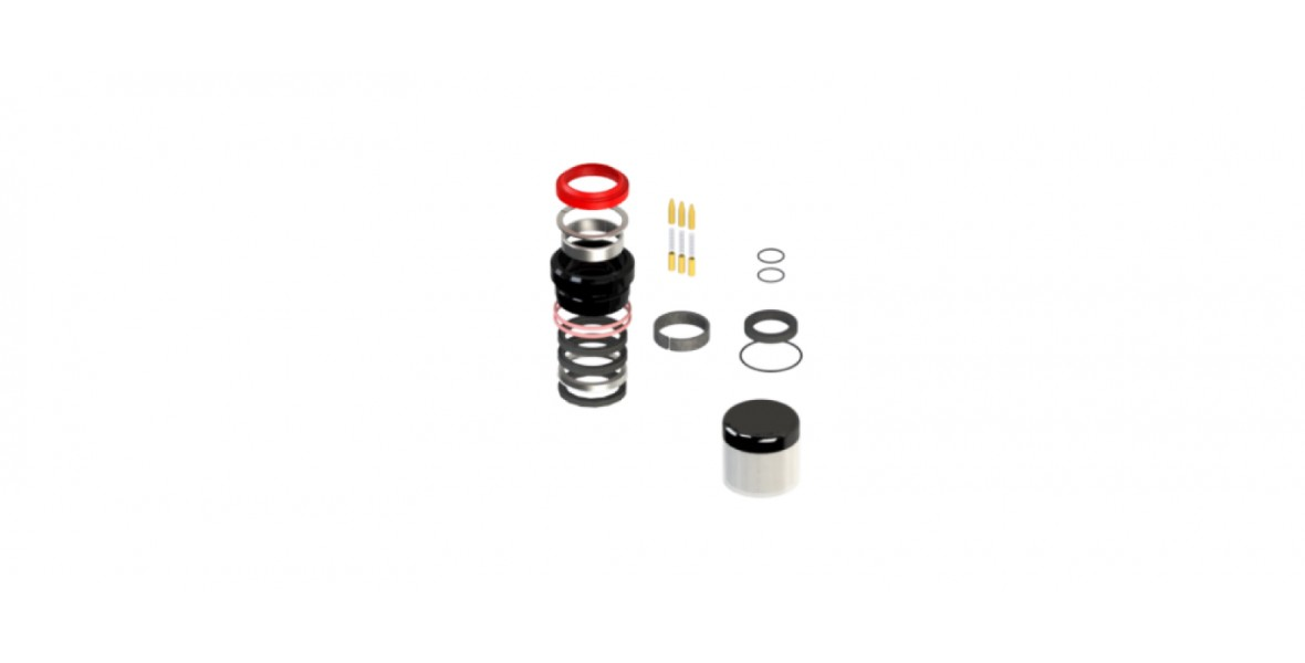 9point8 Fall Line Rebuild Kit (Replace V1 with V2 Nut)