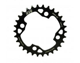 North Shore Billet Shimano 88BCD XTR M985 Narrow Wide Chainring