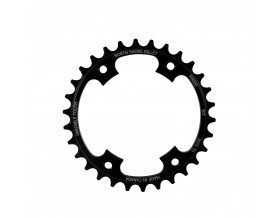 North Shore Billet Shimano 96BCD XTR M9000 Narrow Wide Chainring