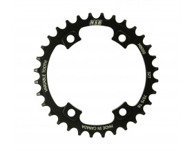 North Shore Billet Shimano 96BCD XT M8000 Narrow Wide Chainring