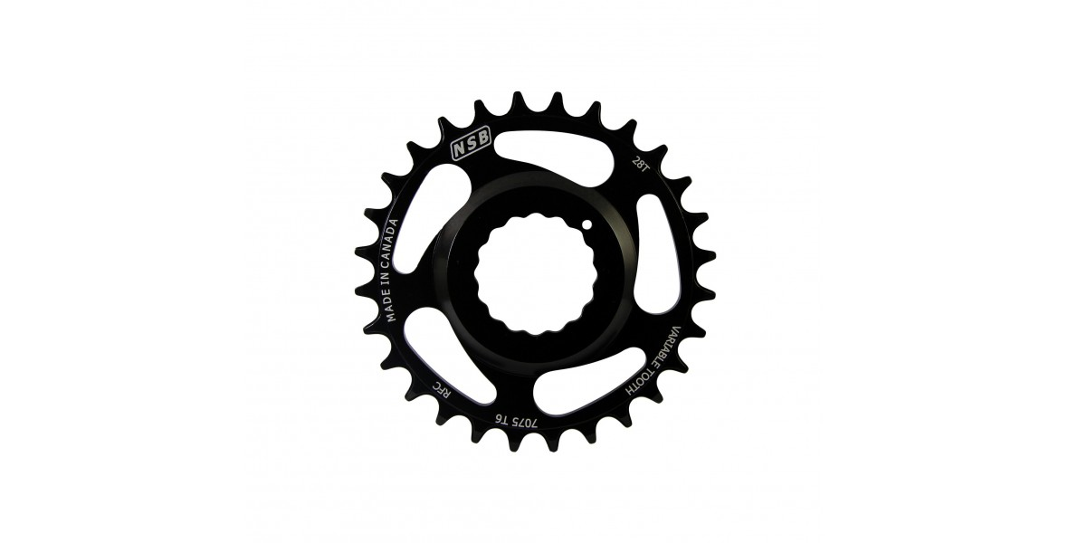 North Shore Billet Race Face Cinch Direct Mount Narrow Wide Chainring