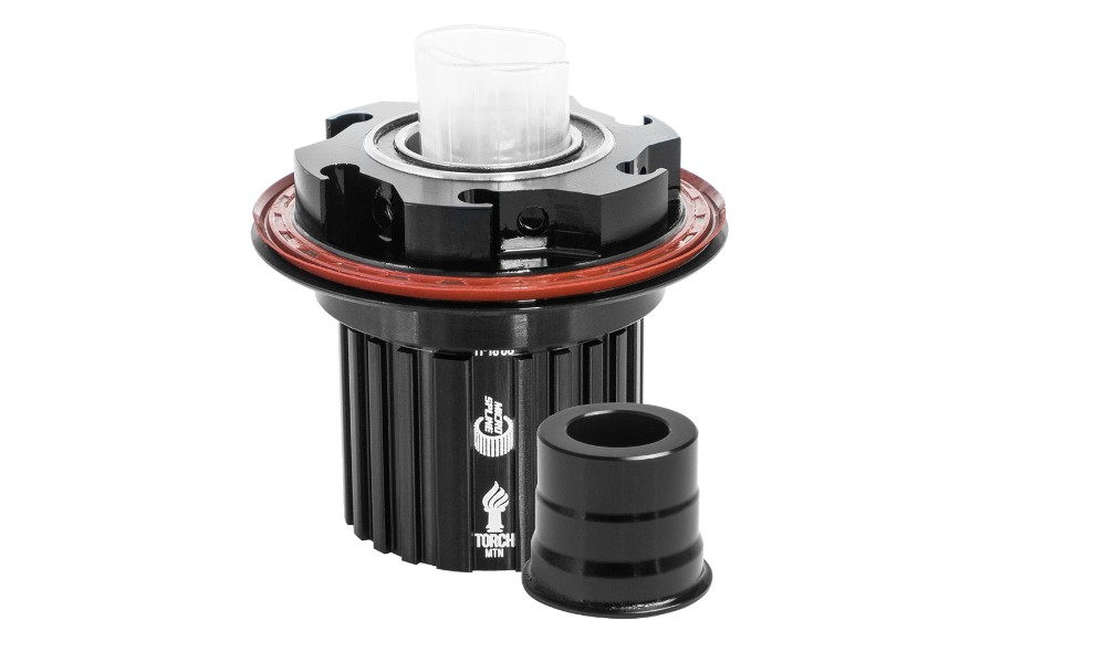 Torch Mountain Shimano Microspline Freehub Conversion Kit