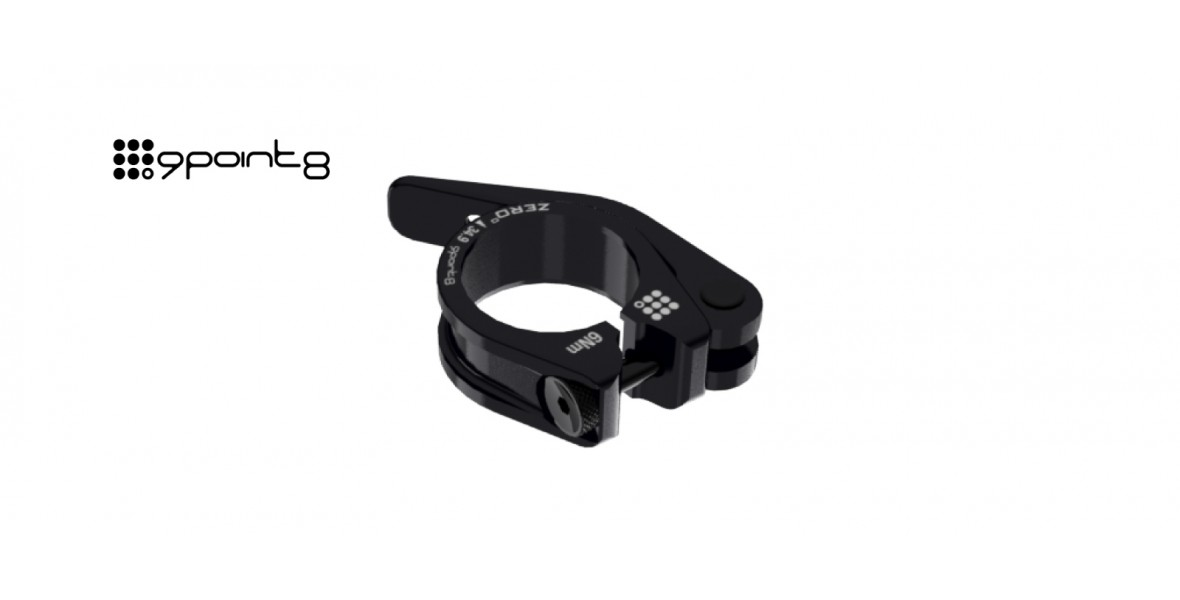 9point8 Zeroº Seat Clamp QR