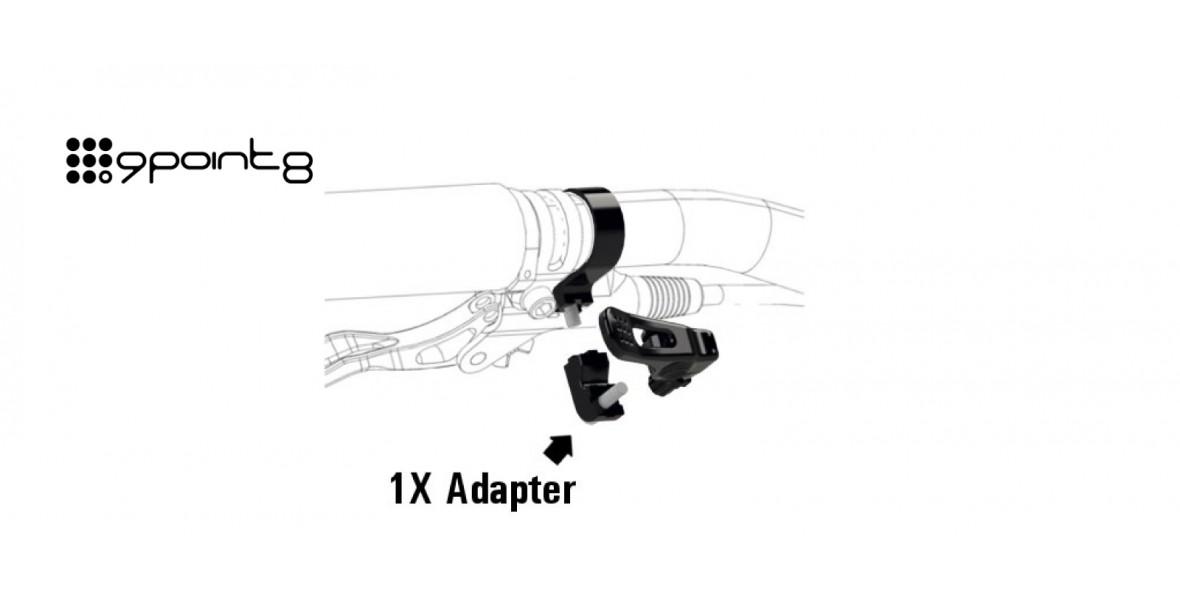 9point8 1X Remote Adaptor