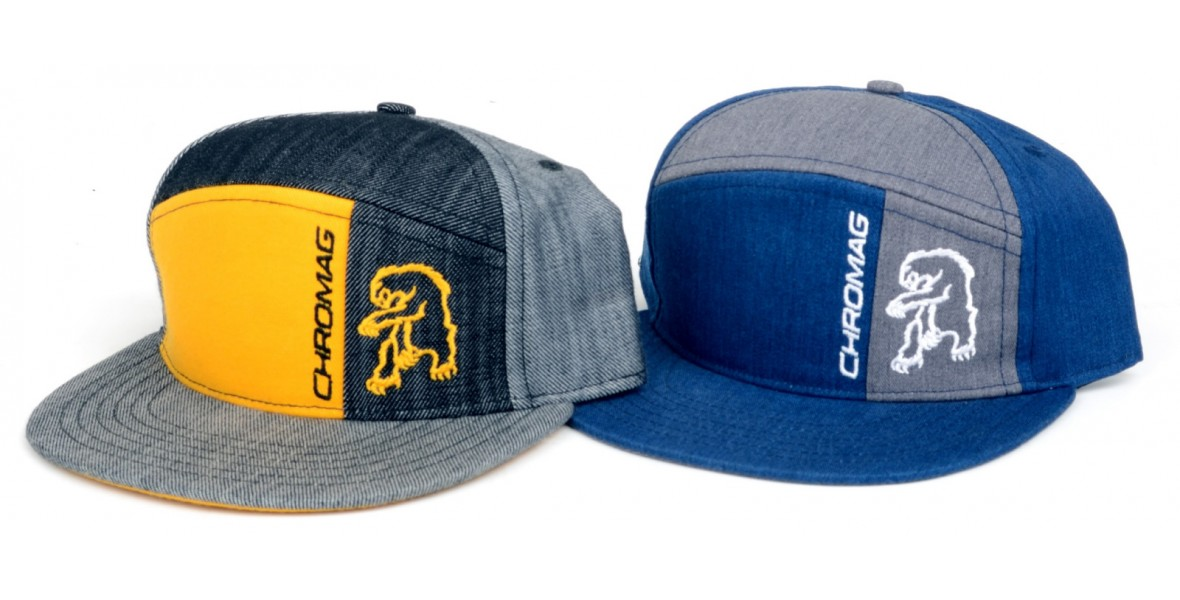 Chromag Quinten 6 Panel Snap Back