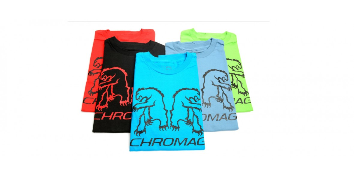 Chromag Bear Reflect Tee