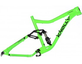 Knolly Warden Frame Day Glo Green Large